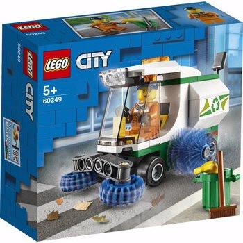 LEGO City,Masina de maturat strada