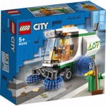 LEGO City Great Vehicles - Masina de maturat strada 60249