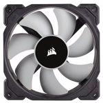 Corsair Hydro Series H100i PRO RGB CPU Cooler, 2x ML Series 120mm PWM Fans