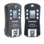 Yongnuo RF 605N - Set Declansatoare Radio pentru Nikon, 2.4GHz