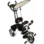 Tricicleta Pentru Copii MyKids Luxury KR01 White 00007041