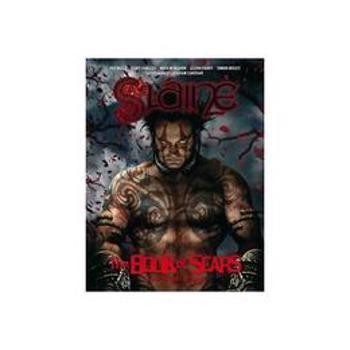 Slaine: The Book of Scars, editura Rebellion Publishing