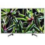 "Televizor LED Sony BRAVIA KD43XG7077, 108 cm (43""), Ultra HD 4K, Smart TV, X-Reality™ PRO 4K, Dolby™ Audio, Linux, Wi-Fi, Clasa energetica A, Argintiu"