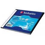 CD-R Verbatim 1 bucata, 52x, 700MB