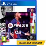 FIFA 21 PS4 + bonus precomanda