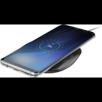 Incarcator wireless GSM Trust Cito 10 Wireless Charger Black, Fast Charge