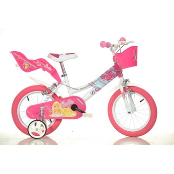 Bicicleta copii DINO BIKES Bicicleta Barbie - 146R BA