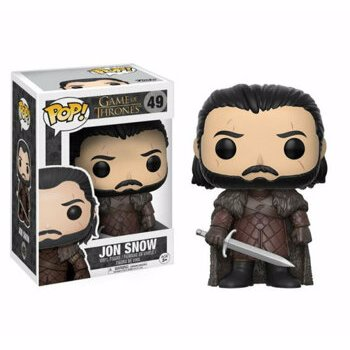 Figurina Funko Pop Games of Thrones, Jon Snow