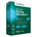 Kaspersky Total Security 2015, 3 Utilizatori, 1 An, Retail