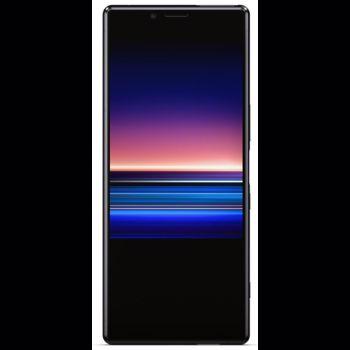 Telefon mobil Sony Xperia 1, Dual SIM, 128GB, 6GB RAM, 4G, Negru