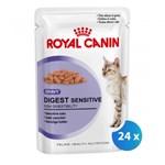 Pachet Royal Canin Digest Sensitive 24 x 85 g