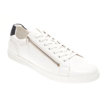 Pantofi ALDO albi, Zaywia110, din piele ecologica