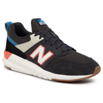 Sneakers NEW BALANCE - MS009RD1 Gri Negru