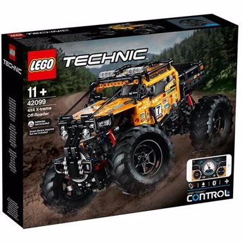 LEGO® Technic 42099 4x4 X-TREME Off- Roader