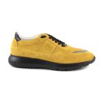 Pantofi Sport barbati Enzo Bertini galbeni din piele intoarsa 2529BP0600VG