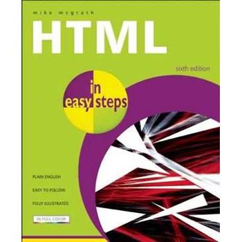 HTML in easy steps (In Easy Steps)