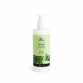 Lotiune de corp cu extract de aloe vera Natural's, 260 ml