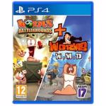 Worms Battlegrounds + Worms: WMD (Dual Pack) PS4
