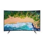 Samsung UE49NU7372, SMART TV LED Curbat, 4K Ultra HD, 123 cm