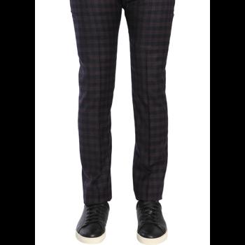 PS by Paul Smith Slim Fit Trousers Culoarea BLUE