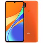 "Telefon Mobil Xiaomi Redmi 9C, Procesor MediaTek Helio G35, Octa-Core 2.3GHz, IPS LCD Capacitive touchscreen 6.53"", 3GB RAM, 64GB Flash, Camera Tripla 13+2+2MP, 4G, Wi-Fi, Dual SIM, Android (Portocaliu)"