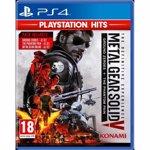 Joc Metal Gear Solid 5 The Phantom Pain Playstation Hits pentru PS4
