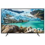 Televizor LED Samsung 75RU7172, 189 cm, 4K UHD, Dolby Digital Plus, Smart TV, Procesor Quad Core, Wi-Fi, Bluetooth, CI+, Clasa energetica A+, Negru