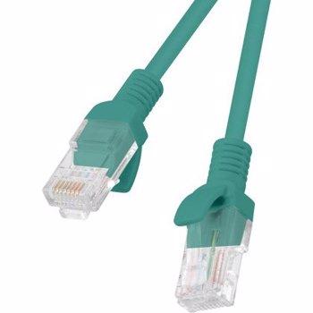 Cablu retea Lanberg CAT5e Patch Cable FTP 3m Verde