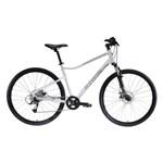 Bicicletă Polivalentă RIVERSIDE 500 Alb RIVERSIDE