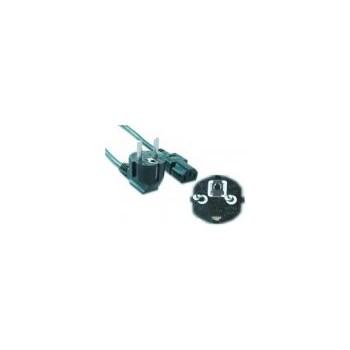 Cablu Alimentare Gembird 3m pc-186-vde-3m