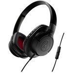 Casti Audio Technica ATH-AX1iSBK ath-ax1isbk