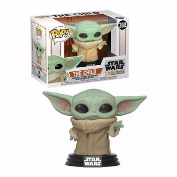 Figurina Funko POP! Star Wars - Mandalorian: The Child 368