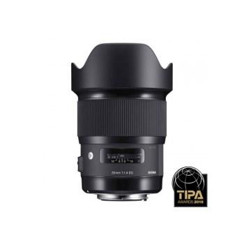 Sigma 20mm F1.4 DG HSM Art Obiectiv pentru Canon EF
