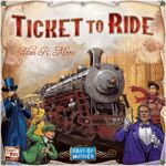 Joc Ticket to ride, 8ani+