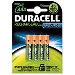 Acumulatori Duracell AAAK4 800mAh 81384368