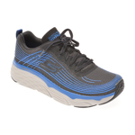 Pantofi sport SKECHERS negri, MAX CUSHIONING ELITE, din material textil