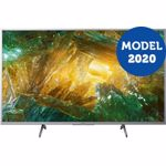 Televizor Smart LED, Sony Bravia KD-49XH8077, 123 cm, Ultra HD 4K, Android