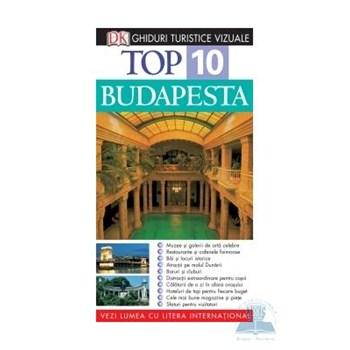 Top 10. Budapesta. Ghiduri turistice vizuale