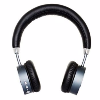 Casti Wireless SACKit WOOFit, Bluetooth, Noise Cancelling (Negru)