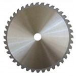 PROGARDEN Disc 254/25.4mm, 40 dinti pt motocoase