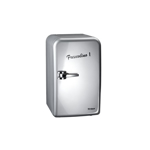 Mini frigider Trisa Frescolino Silver, 17L, Alimentare 220V si auto 12V