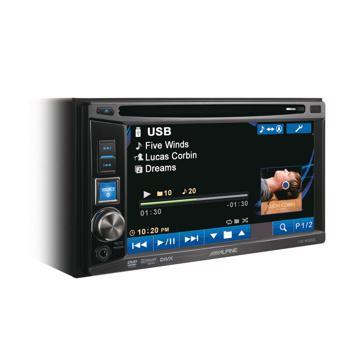 Player Digital Auto Alpine IVE-W530E