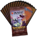 Magic the Gathering Strixhaven Set Booster Pack