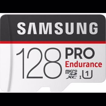 Card memorie Samsung microSDXC PRO Endurance 128GB Class 10 UHS-I + adapter