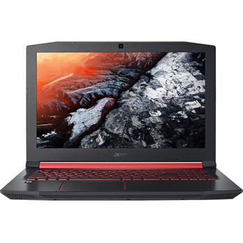 Notebook / Laptop Acer Gaming 15.6'' Nitro 5 AN515-52, FHD IPS, Procesor Intel® Core™ i7-8750H (9M Cache, up to 4.10 GHz), 8GB DDR4, 1TB 7200 RPM, GeForce GTX 1050 Ti 4GB, Linux, Black