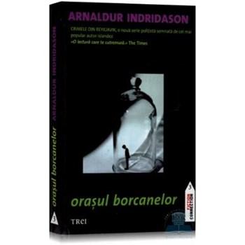 Orasul borcanelor - Arnaldur Indridason 973-707-404-1