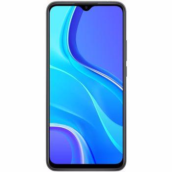 "Telefon mobil Xiaomi Redmi 9, Procesor Mediatek Helio G80 Octa-Core 2.0GHz/1.8GHz, IPS LCD Capacitiv touchscreen 6.53"", 4GB RAM, 64GB Flash, Camera Quad 13+8+5+2MP, 4G, Wi-Fi, Dual SIM, Android (Gri)"