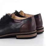 Pantofi Piele Humavo negri eleganti -rl