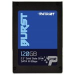SSD Patriot Burst 120GB SATA-III 2.5 inch