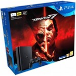 Sony Consola PS4 Slim 1TB Chassis Black + Tekken 7 ps-so-9856269
